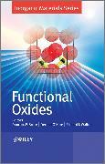 Cover-Bild zu Bruce, Duncan W. (Hrsg.): Functional Oxides (eBook)