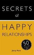 Cover-Bild zu Hare, Jenny: Secrets of Happy Relationships