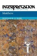 Cover-Bild zu Hare, Douglas: Matthew