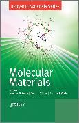 Cover-Bild zu Bruce, Duncan W. (Hrsg.): Molecular Materials (eBook)