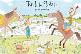 Cover-Bild zu Loser, Jürg (Erz.): Türli & Flidari 05. En Suisse romande
