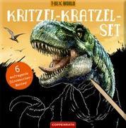 Cover-Bild zu Kritzel-Kratzel-Set von Frey-Spieker, Raimund (Illustr.)