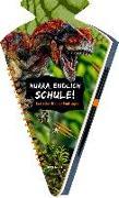 Cover-Bild zu Schultüten-Kratzelbuch - T-REX World - Hurra, endlich Schule! von Frey-Spieker, Raimund (Illustr.)
