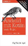 Cover-Bild zu Staudemeyer, Jörg: Android mit Kotlin - kurz & gut (eBook)