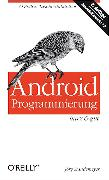 Cover-Bild zu Staudemeyer, Jörg: Android-Programmierung kurz & gut (eBook)