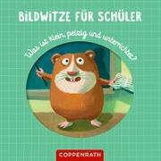 Cover-Bild zu Bildwitze für Schüler von Petersen, Caroline (Illustr.)