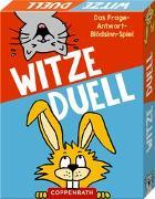 Cover-Bild zu Witze-Duell von Sent, Anne (Illustr.)