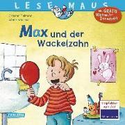 Cover-Bild zu Max und der Wackelzahn von Tielmann, Christian