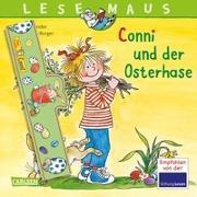 Cover-Bild zu LESEMAUS 77: Conni und der Osterhase von Schneider, Liane