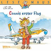 Cover-Bild zu LESEMAUS: Connis erster Flug (eBook) von Schneider, Liane