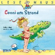 Cover-Bild zu LESEMAUS: Conni am Strand (eBook) von Hänel, Wolfram