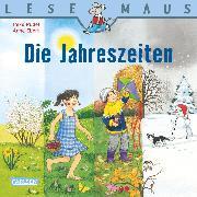 Cover-Bild zu LESEMAUS: Die Jahreszeiten (eBook) von Rudel, Imke