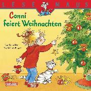 Cover-Bild zu LESEMAUS: Conni feiert Weihnachten (eBook) von Schneider, Liane