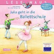 Cover-Bild zu Julia geht in die Ballettschule von Hämmerle, Susa