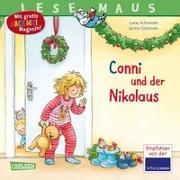 Cover-Bild zu LESEMAUS 192: Conni und der Nikolaus von Schneider, Liane