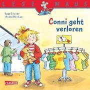 Cover-Bild zu LESEMAUS: Conni geht verloren (eBook) von Schneider, Liane