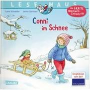 Cover-Bild zu LESEMAUS 103: Conni im Schnee von Schneider, Liane