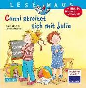 Cover-Bild zu LESEMAUS, Band 84: Conni streitet sich mit Julia von Schneider, Liane
