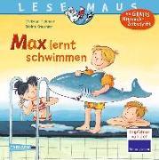 Cover-Bild zu Max lernt schwimmen von Tielmann, Christian