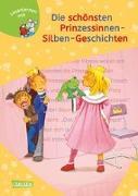 Cover-Bild zu LESEMAUS zum Lesenlernen Sammelbände: Die schönsten Prinzessinnen-Silben-Geschichten von Boehme, Julia