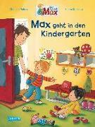 Cover-Bild zu Max geht in den Kindergarten von Tielmann, Christian