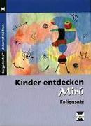 Cover-Bild zu Abbenhaus, Rosalia: Kinder entdecken Miró - Foliensatz