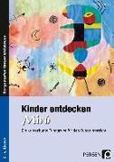Cover-Bild zu Abbenhaus, Rosalia: Kinder entdecken Miró