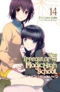 Cover-Bild zu The Irregular at Magic High School, Vol. 14 (light novel) von Tsutomu Satou