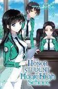 Cover-Bild zu The Honor Student at Magic High School, Vol. 3 von Tsutomu Satou
