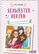 Cover-Bild zu Schwesterherzen 2: Auf Klassenfahrt von Astner, Lucy