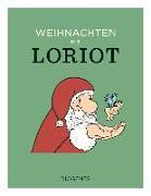 Cover-Bild zu Weihnachten mit Loriot von Loriot