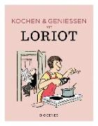 Cover-Bild zu Kochen & genießen mit Loriot von Loriot
