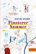 Cover-Bild zu Wildner, Martina: Finsterer Sommer
