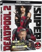 Cover-Bild zu Leitch, David (Reg.): DEADPOOL 2 (4K + BD)