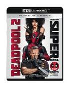 Cover-Bild zu David Leitch (Reg.): Deadpool 2 - 4K + 2D