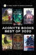 Cover-Bild zu Reynolds, Josh: Aconyte Books Best of 2020 (eBook)