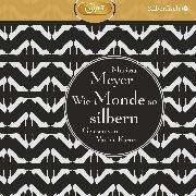 Cover-Bild zu Wie Monde so silbern (Audio Download) von Meyer, Marissa