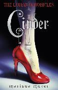 Cover-Bild zu Cinder (The Lunar Chronicles Book 1) von Meyer, Marissa