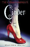 Cover-Bild zu Cinder (The Lunar Chronicles Book 1) (eBook) von Meyer, Marissa