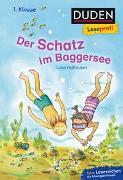 Cover-Bild zu Holthausen, Luise: Duden Leseprofi - Der Schatz im Baggersee, 1. Klasse