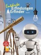 Cover-Bild zu Entdecke Erfinder und Erfindungen von Hill, Bernd