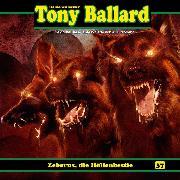 Cover-Bild zu Tony Ballard, Folge 37: Zeberus, die Höllenbestie (Audio Download) von Birker, Thomas