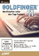 Cover-Bild zu United Soft Media Verlag GmbH (Hrsg.): Goldfinger 11