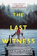 Cover-Bild zu The Last Witness von Mcfall, Claire