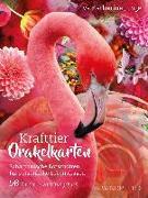 Cover-Bild zu Krafttier-Orakelkarten von Junge, Eva Katharina