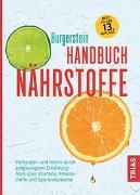 Cover-Bild zu Burgerstein, Uli P.: Handbuch Nährstoffe