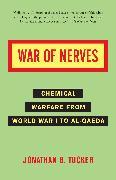 Cover-Bild zu War of Nerves von Tucker, Jonathan