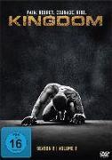 Cover-Bild zu Kingdom - Season 2 Vol. 2 - 3 Discs von Frank Grillo (Schausp.)