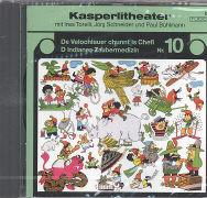 Cover-Bild zu Torelli, Ines (Gelesen): De Velochlauer chunnt is Chefi / D Indianer-Zaubermedizin