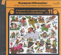 Cover-Bild zu Torelli, Ines (Gelesen): S' Geheimnis vom singende Iiszapfe / De Dicksack im Schlaraffeland